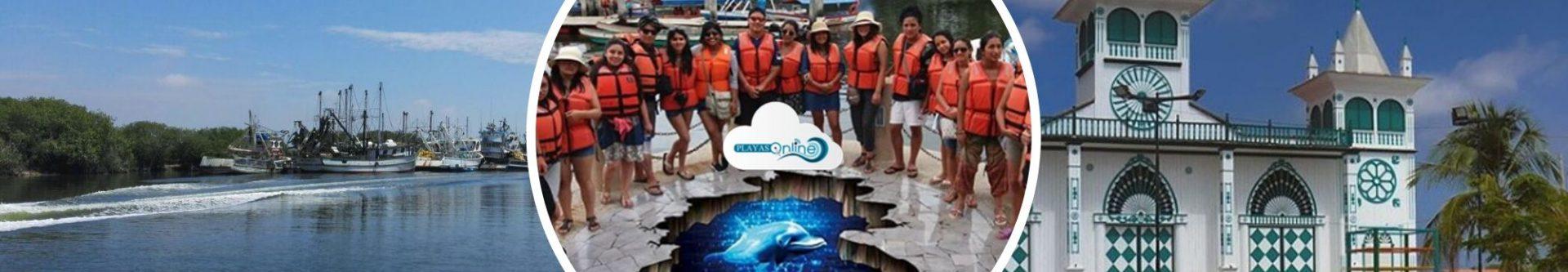 Turismo en la parroquia El Morro en Guayas