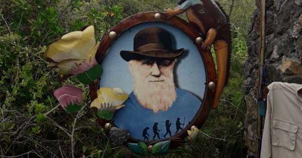 Inicio de la ruta en la estación Charles Darwin en las Islas Galápagos