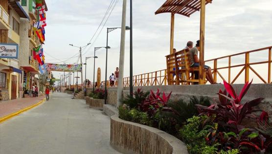 Nuevo Malecón Montañita