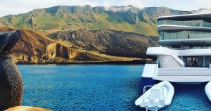 Cruceros en la Isla Santa Cruz