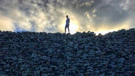 Muro de las Lagrimas en Isabela