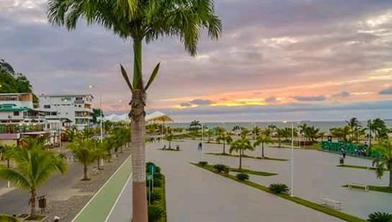 Playa las Palmas en Esmeraldas