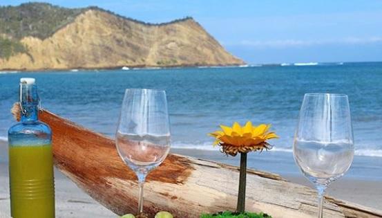 Playa Los Frailes en Manabí