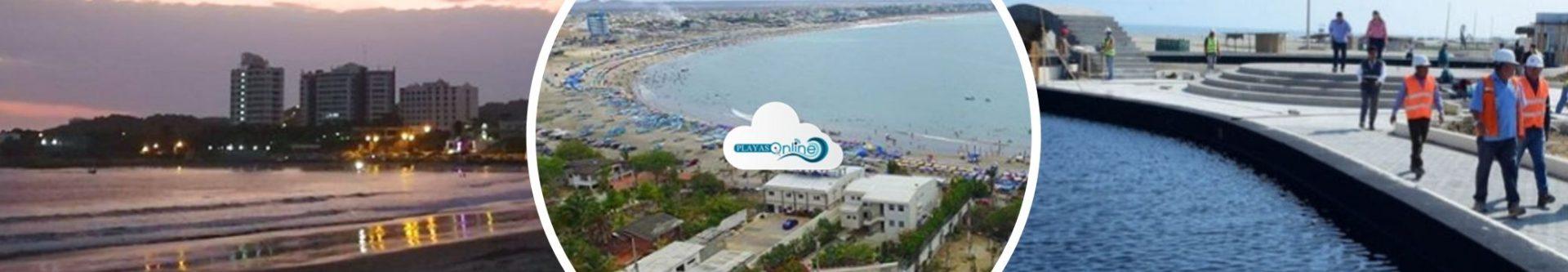 Melecón de General Villamil Playas