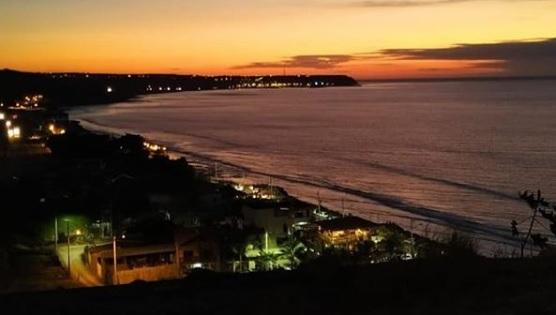 Playa de Piedra Larga en Manta