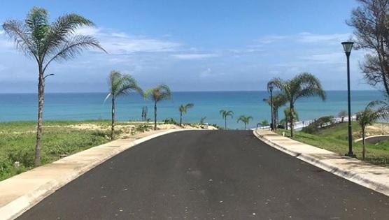 Acceso a playas desde la Ruta del Spondylus