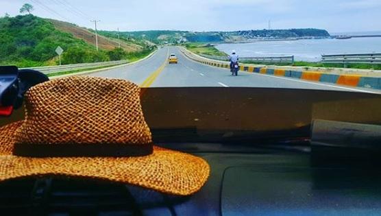 Autopista en la Ruta del Sol