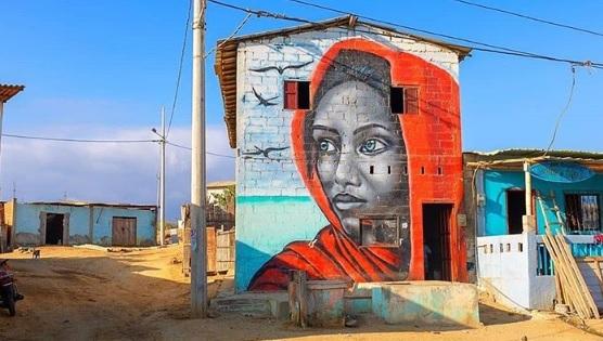 Arte en la Comuna de Engabao