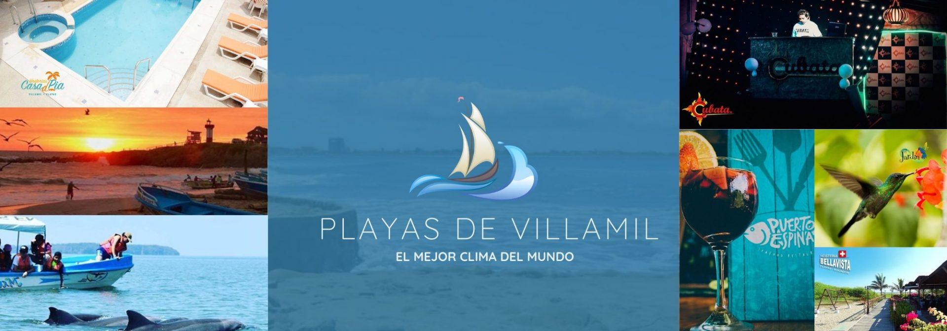 Playas de Villamil turismo en General Villamil Guayas, Ecuador