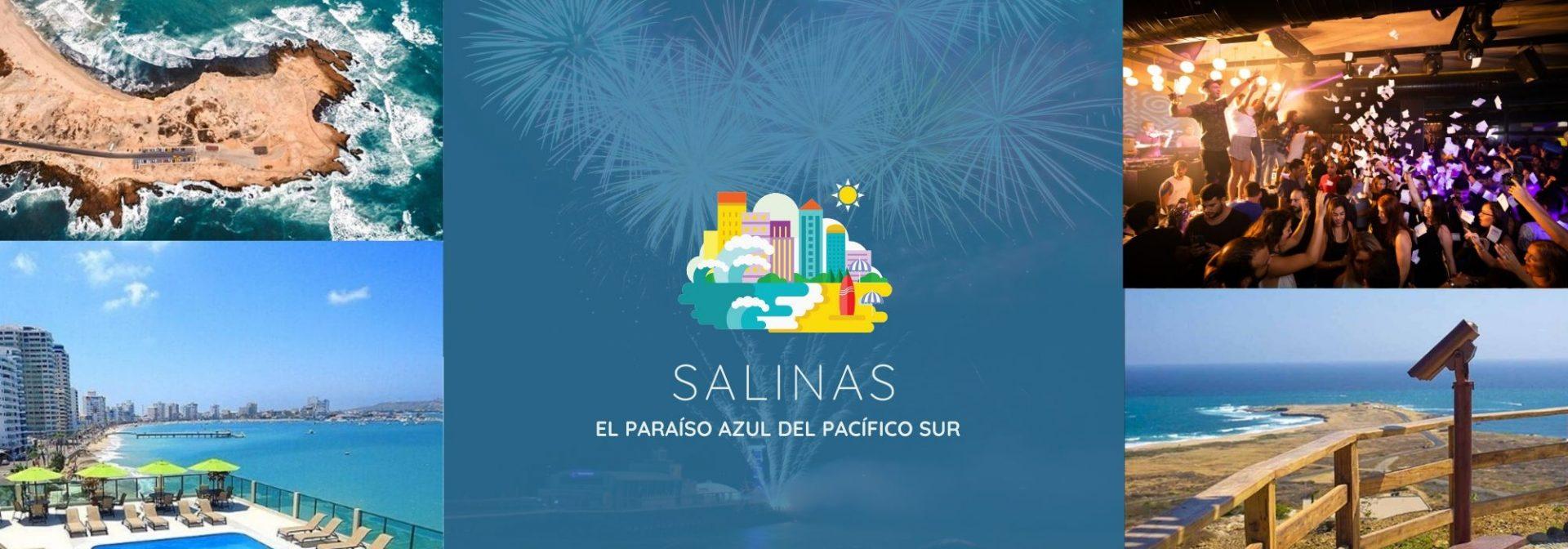 Turismo Playas de Salinas en Santa Elena Ecuador